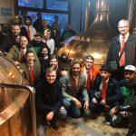 Team-Event: Brauereiführung